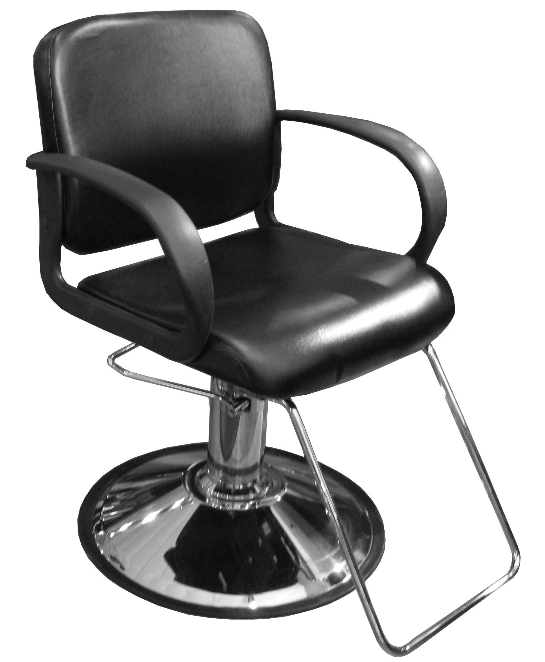 Beautiful used barber chairs for Used salon chairs