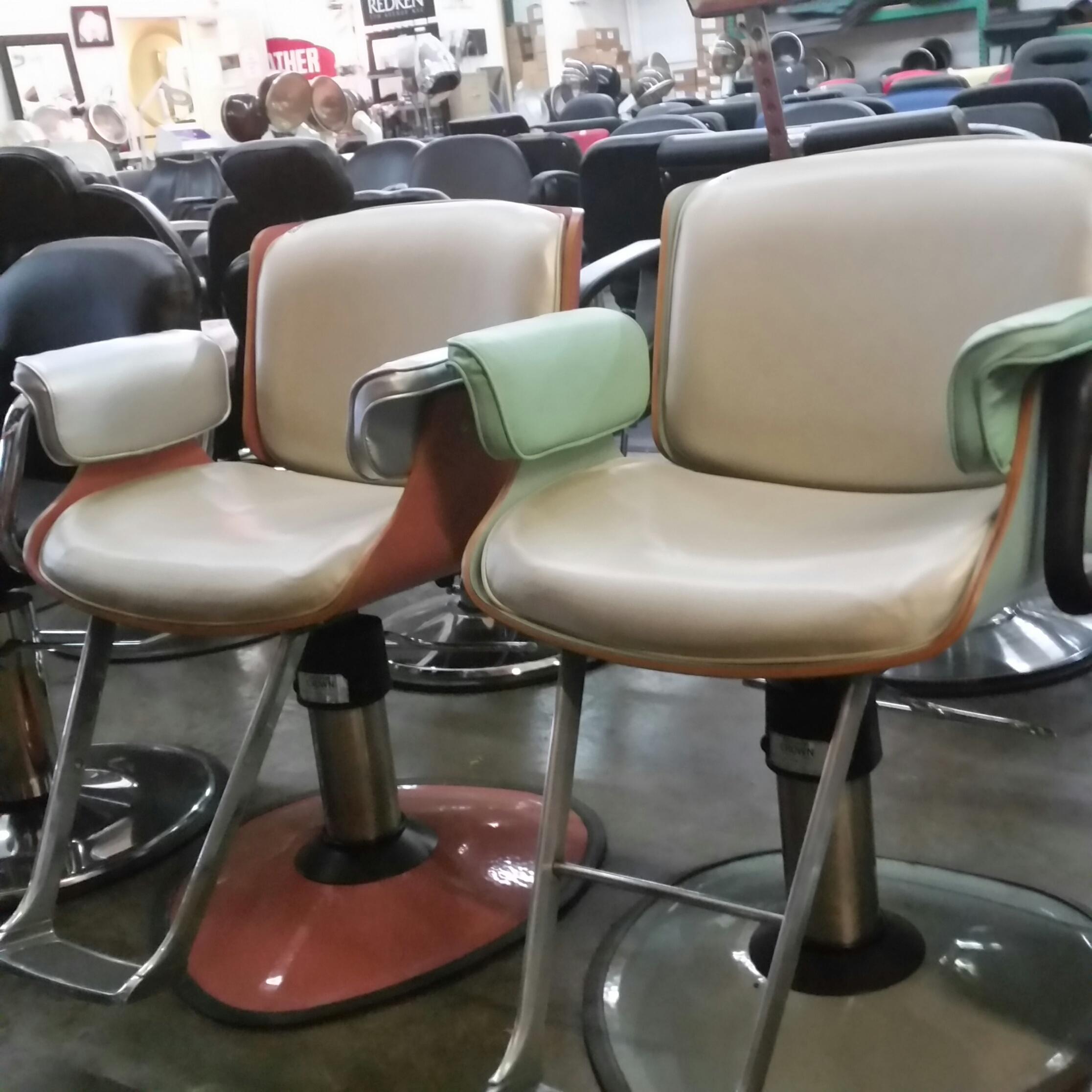 Belvedere Barber Chair Antique