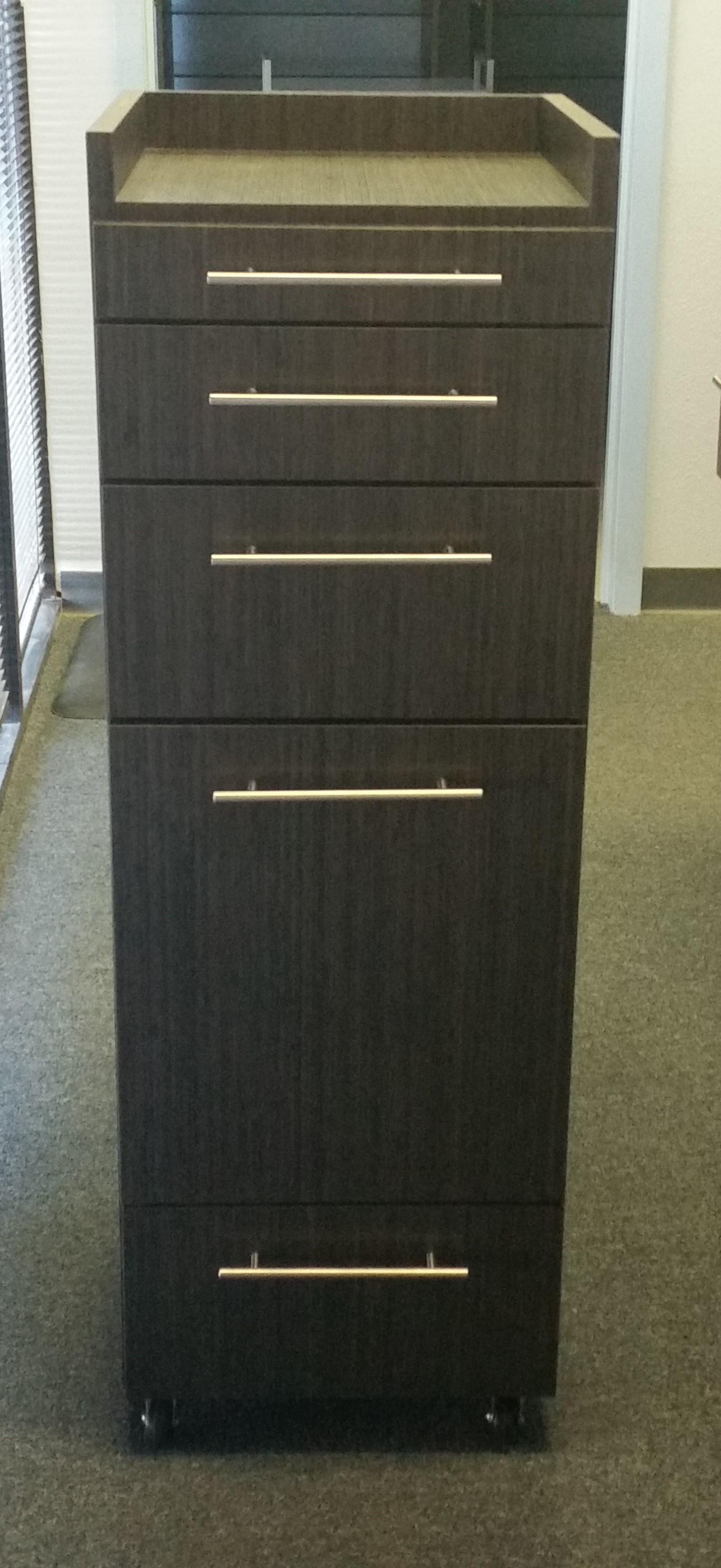 Custom Salon Cabinetry