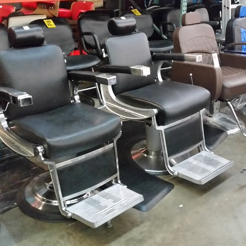 Antique belmont barber chairs for sale antique furniture for 2nd hand salon furniture sale