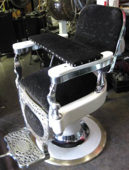 For Larger Image Theo A Kochs Barber Chair 1920s