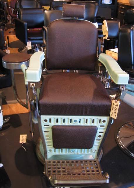 Vintage Barber Chairs – Hercules Barber Chair