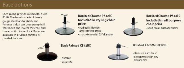 Belvedere – Belvedere Styling Chairs